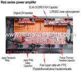 Reizシリーズ2チャネルの軽量の専門の高い発電のアンプ