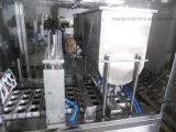 Cup-füllende Dichtungs-Maschine (vorgeschnittene Aluminiumkappendichtung)