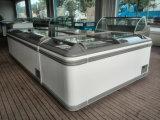 2.1m Long Paris Commercial Display Freezer