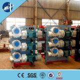 Elevación del edificio de la rampa del volumen de ventas de la elevación de la caja de engranajes/alzamiento helicoidales de la construcción