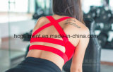 Sutiã rapidamente seco do exercício para mulheres/senhora, roupa Running, desgaste da ioga