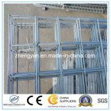 Горячая панель ячеистой сети сбываний покрынная PVC сваренная