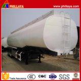 Öltanker-Transport-halb Schlussteil-Kohlenstoffstahl-Kraftstofftank