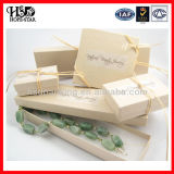 El rectángulo de regalo de papel hace en China (HSD-H3331)