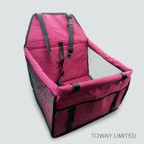 Waterproof Mesh Pet Car Belt Seat Cover Carrier Dog Bag