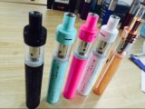 2016년 E 담배 가장 새로운 동향 호리호리한 Vape 펜 Jomo 왕 30 기화기 소형 Mod 510 스레드