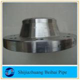 Flange RF Cl600 da garganta da soldadura do aço de liga Sch60 de A182 F11