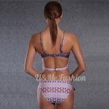 Soem-Entwerfer China stellte empfindlichen preiswerten einteiligen Badeanzug-Bikini her