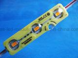 módulo de 3LED/PC SMD5730 LED con la inyección impermeable