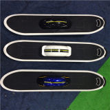 Manufactural Ein Wheel Electric Skateboard/Scooter mit LED u. Bluetooth