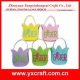 イースター装飾(ZY15Y344-1-2-3)のイースターエッグの形袋