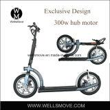 Licht wiegen Aluminiumrahmen-Roller elektrisches 300W