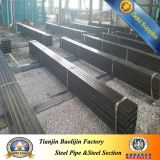 Schwarzes Bendable Small Od Thin Wall Steel Tubo und Pipes für Metal Furniture From China Suppliers