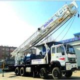 Gendarmerie 200--600m Truck Water Well Drilling Rig