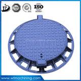 Бросая дуктильный дренаж утюга D400/бак Spetic/прикрепленные на петлях Watertight крышки люка -лаза