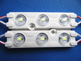 A venda por atacado 5730 3LEDs Waterproof o módulo do diodo emissor de luz da injeção