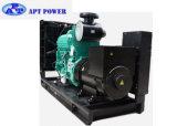 タイプ20kVA 16kw水によって冷却されるCumminsの緊急のディーゼル発電機を開きなさい