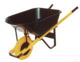 Carrinho de mão de roda barato Wh6601 do litro grande