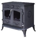 Stufa Burning di legno classica/riscaldatore di legno (FIPA026), stufa Burning di legno