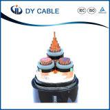 XLPE isolou o cabo elétrico Sheathed PVC da potência