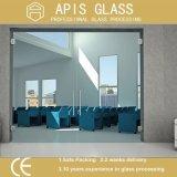 シャワーのドアは排気切替器/ノッチが付いている和らげたり/強くされたガラス