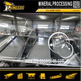 表の金の洗浄機械を揺する金の仕上げ装置