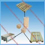 Máquina automática del bloque de madera del mejor precio para la venta