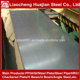 Placa de acero suave de Q345b 6m m usada para el alimento Van