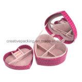 De roze Doos van de Juwelen van de Manier van de Kleur