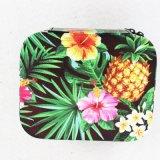 Caixa personalizada colorida do armazenamento da caixa de jóia da forma