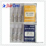 Nuovo diamante dentale Burs