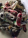 Ботинки используемые оптовой продажей, ботинки второй руки