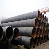 Tubulação de aço espiral soldada carbono OEM/ODM