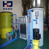 HD1k Automatic Brine Electrolysis Water Treatment System for Disintection