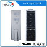 6m 50W LED 공장 직매를 가진 태양 가로등