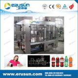 Machine de remplissage de boissons de bicarbonate de soude du moteur servo 4000bph