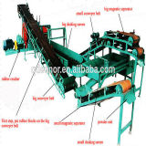 Saleのための不用なTyre Shredder/Tyre Recycling Plant/Used Tire Shredder Machine