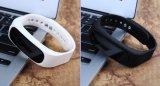 Inseguitore astuto di forma fisica della vigilanza del braccialetto della fascia di manopola di E02 Bluetooth per il Android & l'IOS