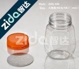 Heißes Verkaufs-Umlauf-Pumpen-Haustier-Plastikflasche für Nahrung