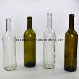 フリントガラスのびん、氷のワイン・ボトル375ml (NA-021)