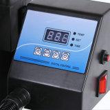 """Машина давления жары крышки """" 10 """" сублимации 8 низкой цены оптовая автоматическая пневматическая"""