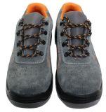 Plantilla azul del martillo para los zapatos de seguridad, zapatos de seguridad del tiempo de trabajo