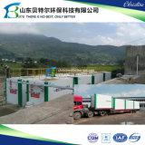 Pequeño equipo del tratamiento de aguas residuales para las aguas residuales de la planta de la bebida