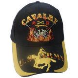 Gorra de béisbol de los 6 paneles con la insignia Bb88