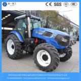 grande exploração agrícola de 140HP 4WD/cultivo agricultural/mini/trator Diesel com SHIFT 16f+8r/Shuttle