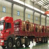 Высокая усиленная сталь проводника Voltageprofessional ACSR 125/30 ACSR алюминиевая