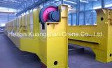 De op rails gemonteerde 300t 350t LuchtKraan van de Brug
