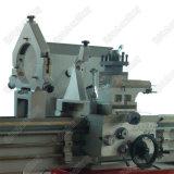Horizotal Typ grosse Ausflussöffnung-hohe Präzisions-Drehbank-Maschine (CHY62100)