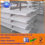 Fabricante de Professiona China de rodillo de alta temperatura del cuarzo para el horno de temple de cristal