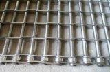 La qualité bon marché et bonne conçoivent la chaîne en fonction du client de ceinture de treillis métallique à vendre
